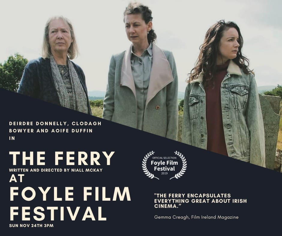 """""""The Ferry"""" Premiere"""