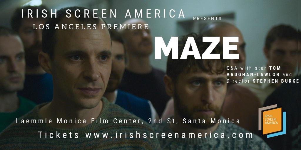 """""""Maze"""" Movie Premiere"""